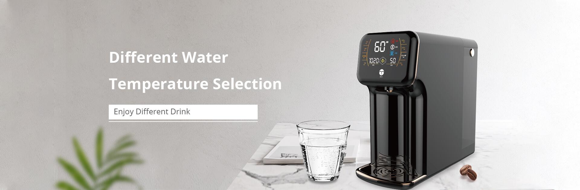 Zero Install Instant Hot Water Purifier