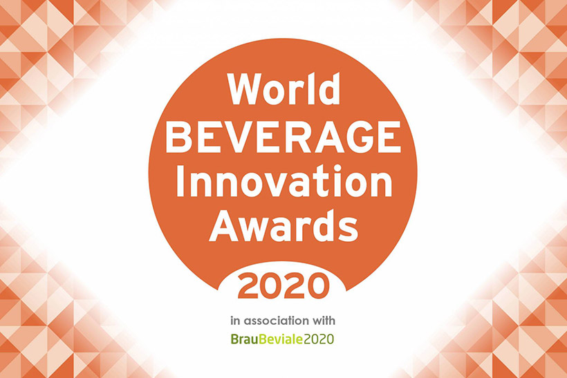 World Beverage Innovation Awards 2020 Now Open for Entries