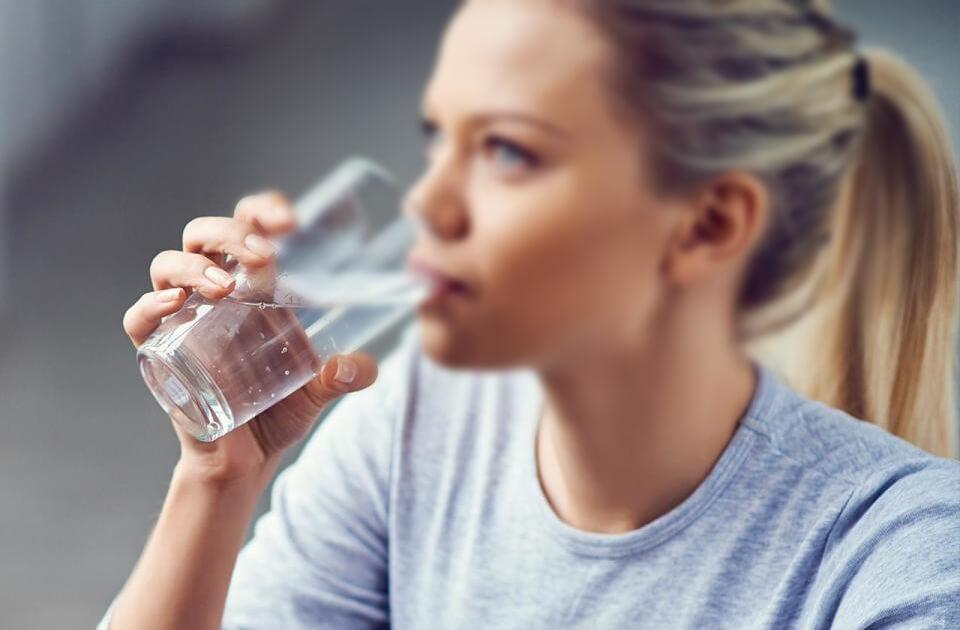 Drink Soda Water