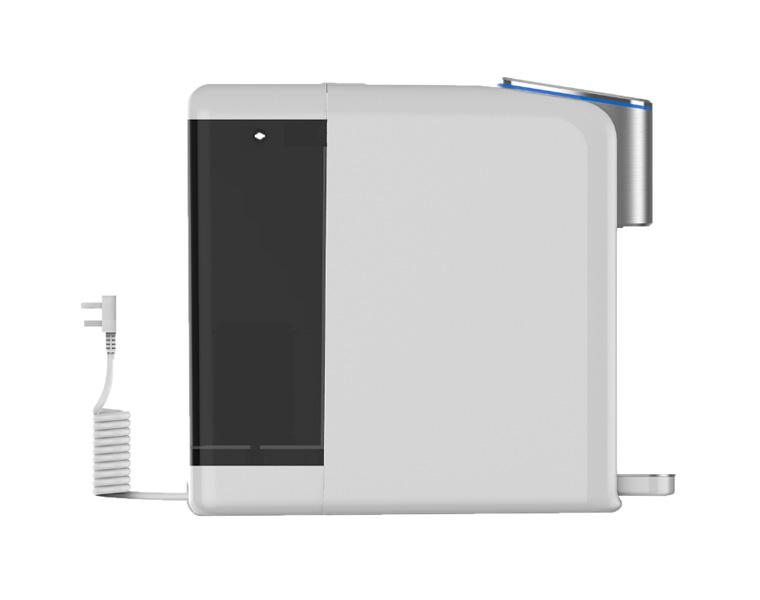 Zero Install Instant Hot Water Purifier MN-BRT12