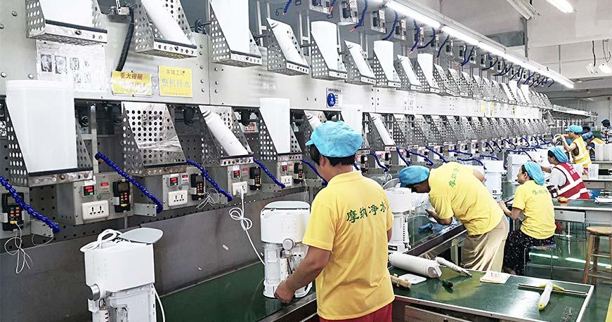 Hangzhou Mona Environmental Technology Co., Ltd. Factory